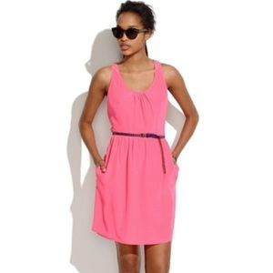 NWT Madewell silk dress size 0